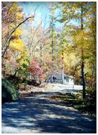Franklin, NC cabins cottages Rentals in WNC